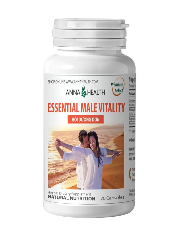 Essential Male Vitality