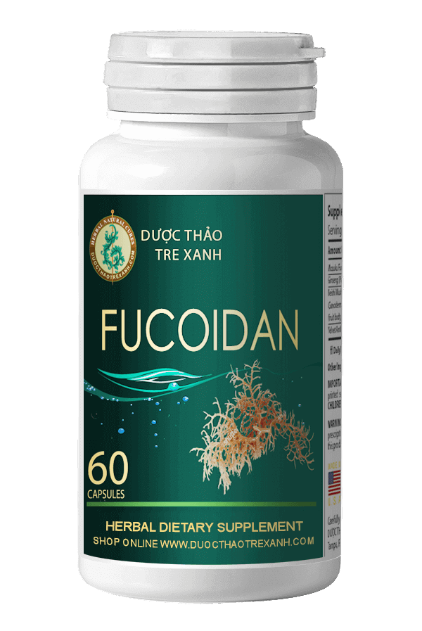 Dược Thảo Fucoidan