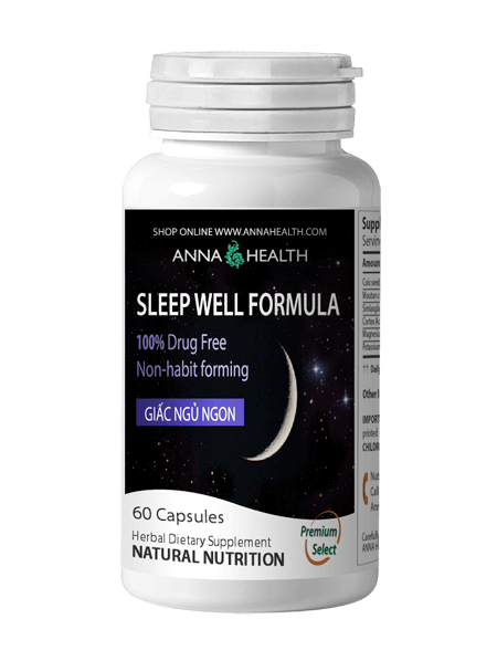 Sleep Well Formula