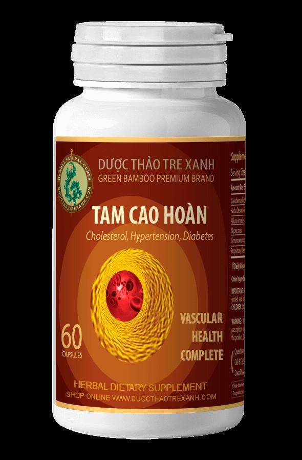 Tam Cao Hoàn