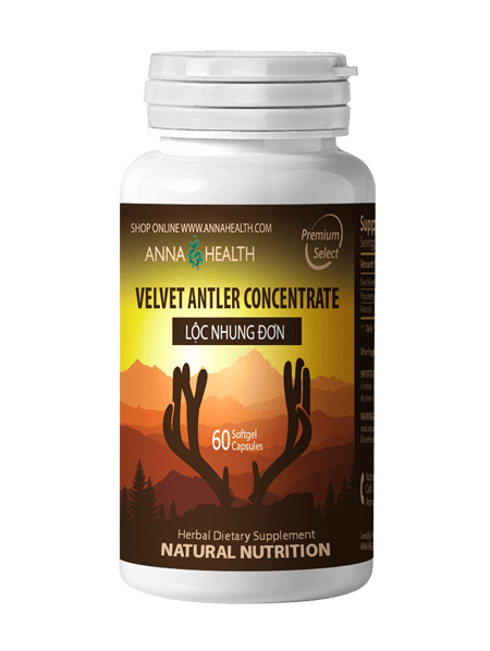 Velvet Antler Concentrate